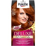 SCHWARZKOPF PALETTE Deluxe 562 Intenzívne žiarivomedený 50 ml - Farba na vlasy