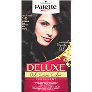 SCHWARZKOPF PALETTE Deluxe 900 Sýty prirodzenečierny 50 ml - Farba na vlasy