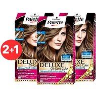 SCHWARZKOPF PALETTE Deluxe Blond ME1 Super melír 3× 50 ml - Farba na vlasy