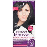 SCHWARZKOPF PERFECT MOUSE 200 - Čierny 35 ml - Farba na vlasy