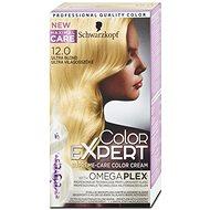 SCHWARZKOPF COLOR EXPERT 12-0 Ultra blond 50 ml - Farba na vlasy