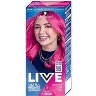 SCHWARZKOPF LIVE Color XXL 93 Shocking Pink 50 ml - Farba na vlasy