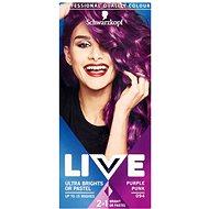 SCHWARZKOPF LIVE Color XXL 94 Purple Pink 50 ml - Farba na vlasy