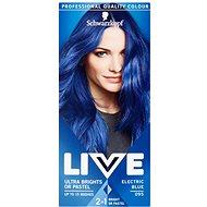 SCHWARZKOPF LIVE Color XXL 95 Electric Blue 50 ml - Farba na vlasy
