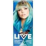 SCHWARZKOPF LIVE Color XXL 96 Turquoise Temptation 50 ml - Farba na vlasy