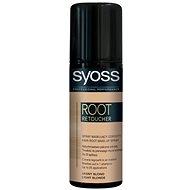 SYOSS Root Retoucher Svetloplavý 120 ml - Sprej na odrasty
