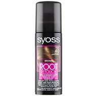 SYOSS Root Retoucher Hnedý 120 ml - Sprej na odrasty