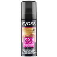 SYOSS Root Retoucher Tmavoplavý 120 ml - Sprej na odrasty