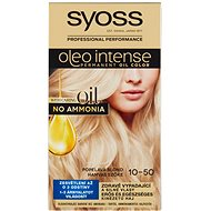 SYOSS Oleo Intense 10-50 Svetlý popolavý blond 50 ml