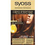 SYOSS Oleo Intense 6-76 Teplý medený 50 ml - Farba na vlasy