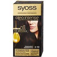 SYOSS Oleo Intense 2-10 Čiernohnedý 50 ml - Farba na vlasy