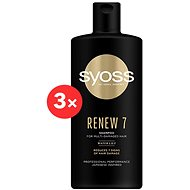 SYOSS Renew 7 (3× 500 ml) - Šampón