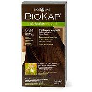 BIOKAP Nutricolor Delicato Honey Chestnut Gentle Dye 5.34 140 ml - Prírodná farba na vlasy