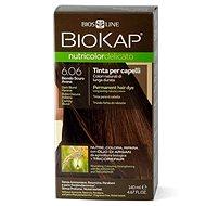 BIOKAP Nutricolor Delicato Dark Blond Havana Gentle Dye 6.06 140 ml
