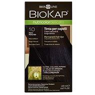 BIOKAP Nutricolor Delicato Natural Black Gentle Dye 1.00 140 ml - Prírodná farba na vlasy