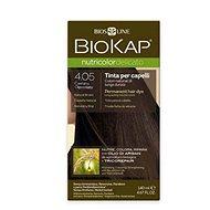 BIOKAP Nutricolor Delicato Natural light Chestnut Gentle Dye 5.0 140 ml - Prírodná farba na vlasy