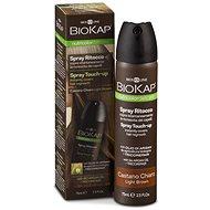 BIOKAP Nutricolor Delicato Spray Touch Up Light Brown  75 ml - Sprej na odrasty