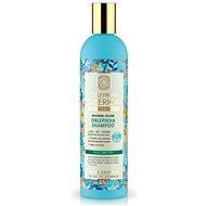 NATURA SIBERICA Rakytníkový šampón na všetky typy vlasov 400 ml - Prírodný šampón