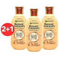 GARNIER Botanic Therapy Honey Shampoo 3× 400 ml