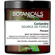 ĽORÉAL PARIS Botanicals Fresh Care Coriandre Strength Cure 200 ml - Maska na vlasy