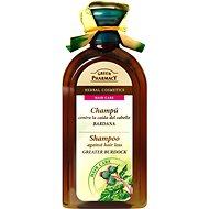 GREEN PHARMACY Šampón proti vypadávaniu vlasov Lopúch veľký 350 ml - Šampón