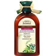 GREEN PHARMACY Balzam proti vypadávaniu vlasov Lopuchový olej 300 ml - Kondicionér
