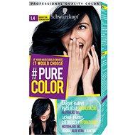 SCHWARZKOPF PURE COLOR 1.40 Čučoriedkovo čierna 60 ml - Farba na vlasy