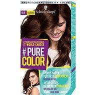 SCHWARZKOPF PURE COLOR 5.5 Zlatá čokoláda 60 ml - Farba na vlasy