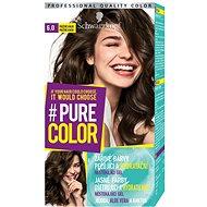 SCHWARZKOPF PURE COLOR 6.0 Pražené kakao 60 ml - Farba na vlasy