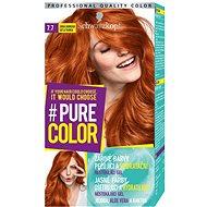 SCHWARZKOPF PURE COLOR 7.7 Žiarivá škoricová 60 ml - Farba na vlasy