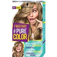 SCHWARZKOPF PURE COLOR 8.0 Pravá blond 60 ml - Farba na vlasy