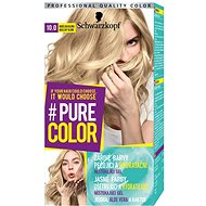 SCHWARZKOPF PURE COLOR 10.0 Anjelská blond 60 ml - Farba na vlasy