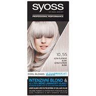 SYOSS Blond Cool Blonds 10 – 55 Ultra platinová blond 50 ml - Zosvetľovač na vlasy