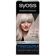 SYOSS Blond Cool Blonds 12 – 59 Chladná platinová blond 50 ml - Farba na vlasy