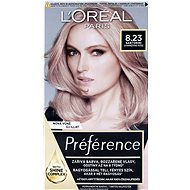 ĽORÉAL PARIS Préférence 8.23 Shimmering Rose 60 ml - Farba na vlasy