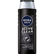 NIVEA Men Active Clean Care Shampoo 400 ml - Pánsky šampón