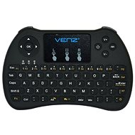 Venztech VZ-KB-4 Mini Wireless Keyboard with Touchpad - Diaľkový ovládač