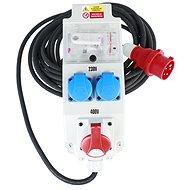 Nástenná nabíjačka AC 11 kW s diaľkovým ovládaním - Nabíjacia stanica