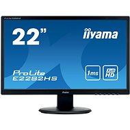 "22"" iiyama ProLite E2282HS-B1 - LCD monitor"