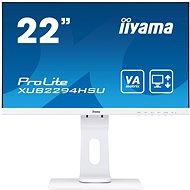"""21.5"""" iiyama XUB2294HSU-W1 - LCD monitor"""