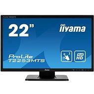"""21.5"""" iiyama T2253MTS-B1 - LCD Monitor"""