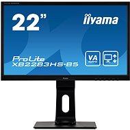 "22"" iiyama ProLite XB2283HS-B5 - LCD Monitor"