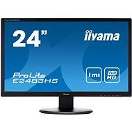"24"" iiyama E2483HS-B3 - LCD monitor"