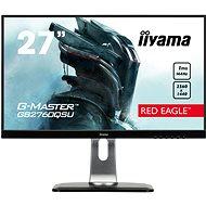 "27"" iiyama G-Master Red Eagle GB2760QSU-B1 - LCD monitor"