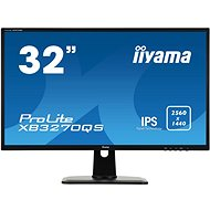 "32"" iiyama ProLite XB3270QS-B1 - LCD monitor"