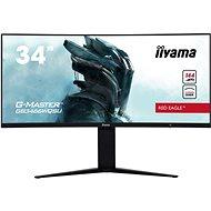 """34"""" iiyama G-MASTER GB3466WQSU-B1 - LCD monitor"""