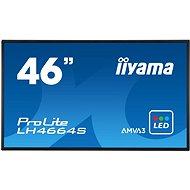 """46"""" iiyama ProLite LH4664S - Veľkoformátový displej"""