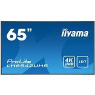 "65"" iiyama ProLite LH6542UHS-B1 - Veľkoformátový displej"