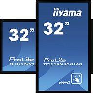 """32"""" iiyama ProLite TF3239MSC-B1AG - Veľkoformátový displej"""