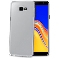 CELLY Gelskin pre Samsung Galaxy J4+ bezfarebný